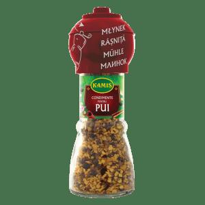 Condimente pentru pui Râșniță