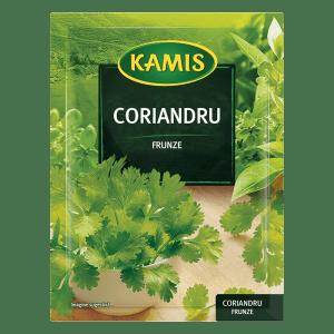 Coriandru frunze