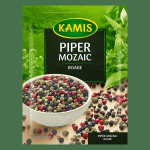 Piper mozaic boabe