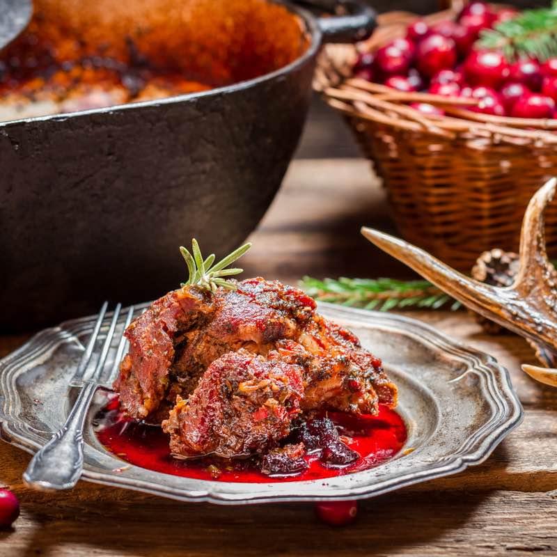 Carne de porc la cuptor