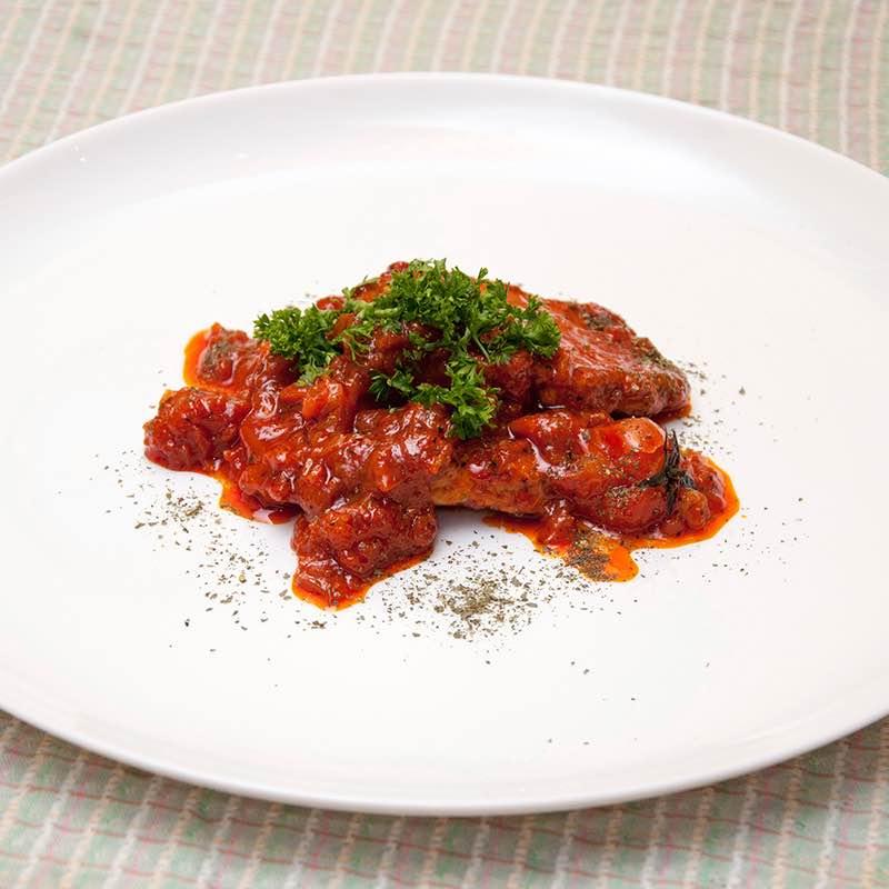 Cotlet de porc în stil unguresc