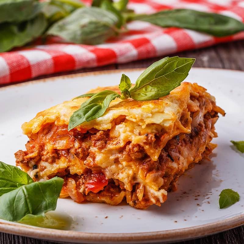 Lasagna italiană