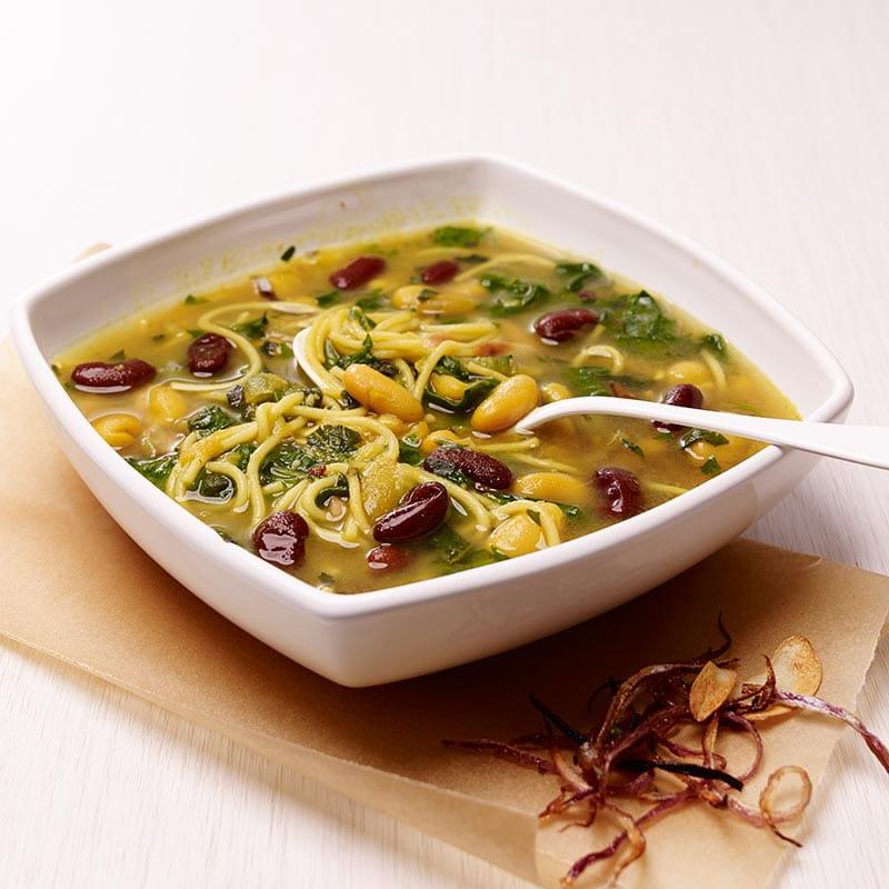 Supă Minestrone persana