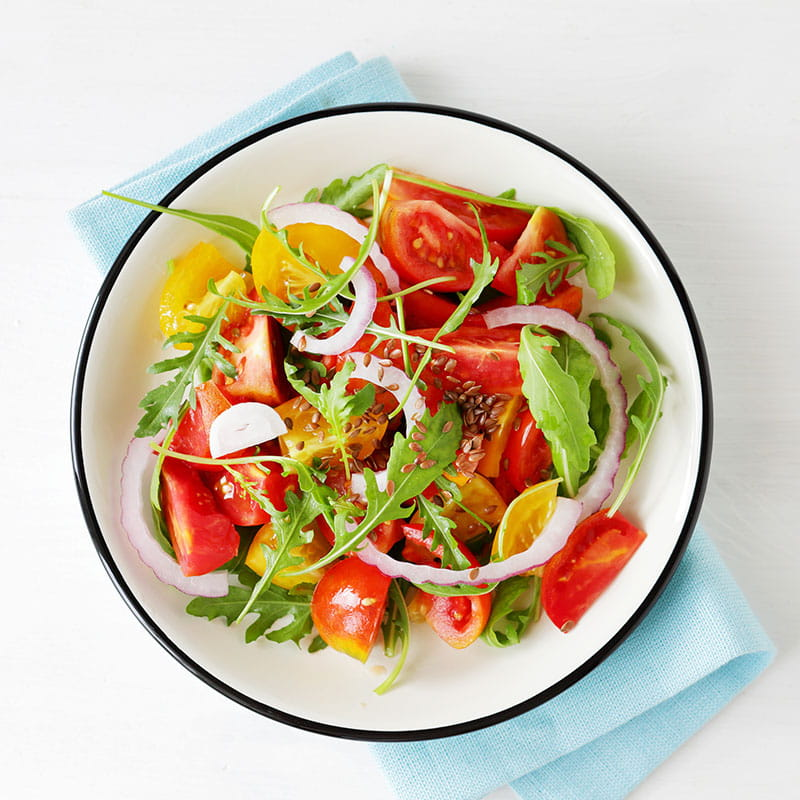 Salată în trei culori