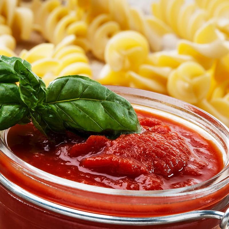 Sos italian cu usturoi pentru paste
