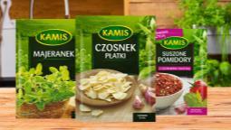 Zioła, mieszanki ziołowe i susze warzywne