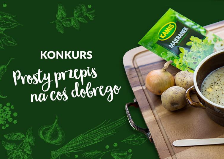 Konkurs Kulinarnie Mocni - Banki Żywności i Kamis