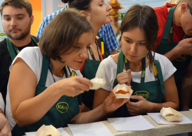 Kamis - warsztaty Kulinarnie Mocni