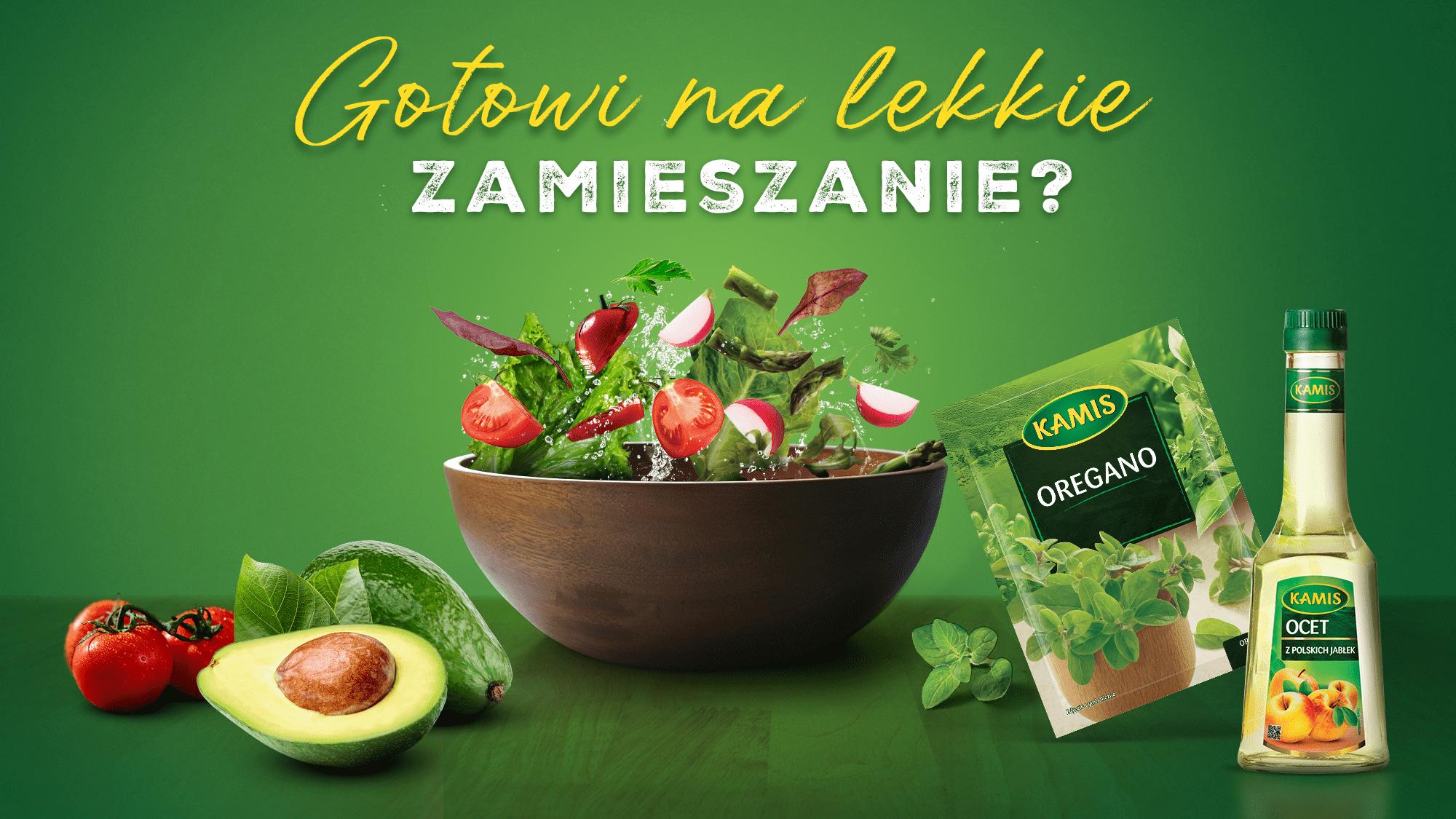 Gotowi na lekkie zamieszanie l Kamis.pl