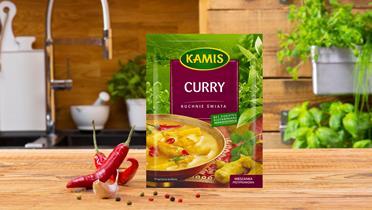 Curry Kamis w torebce