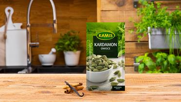 Kamis.pl: Kardamon owoce