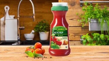 Ketchup włoski Kamis PET