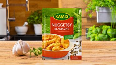 Nuggetsy klasyczne Kamis w torebce
