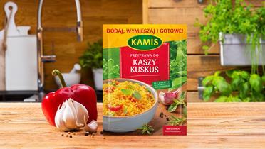 Przyprawa do kaszy kuskus l Kamis.pl