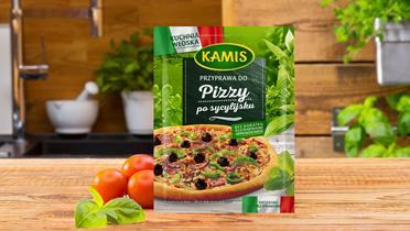 Przyprawa do pizzy po sycylijsku Kamis