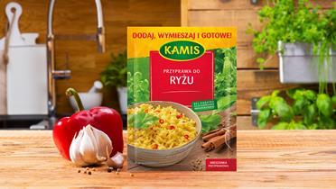 Przyprawa do ryżu l Kamis.pl