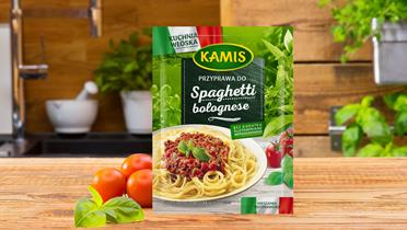 Przyprawa do spaghetti bolognese - Kamis