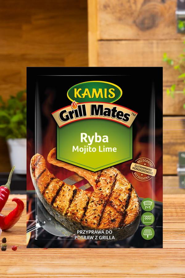 Ryba Mojito Lime Grill Mates