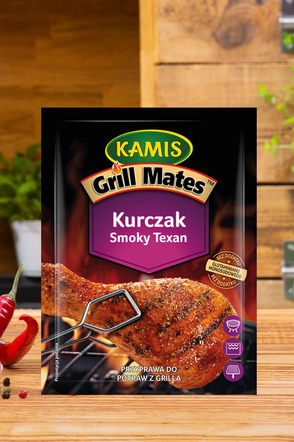 Kurczak Smoky Texan Grill Mates