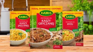 Mieszanki do kasz i ryżu Kamis