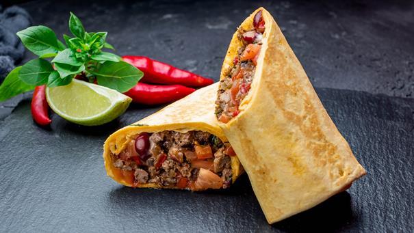 Burrito - przepis Kamis