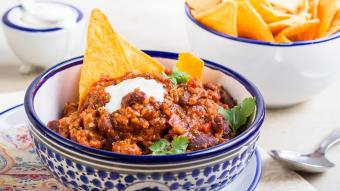 Przepis na chili con carne