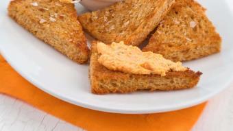 Chleb czosnkowo-ziołowy