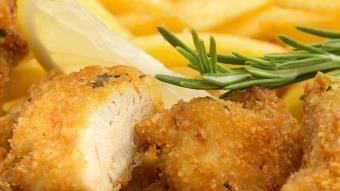 Filety rybne z estragonem i serem