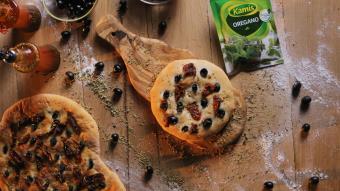 Focaccia i oliwa smakowa