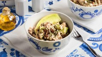 Hiszpańska sałatka z tuńczyka