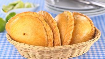 Hiszpańskie empanadas