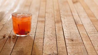 Klasyczny drink o aromacie prażonych orzechów arachidowych