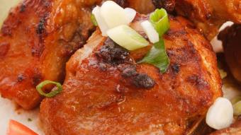 Kurczak z kminkiem