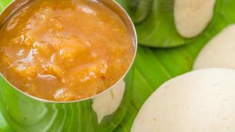 Owocowe curry