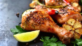 Palki kurczaka po brazylijsku