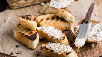 Pasta z tuńczyka z serem mascarpone