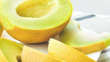 Sałata z melonem