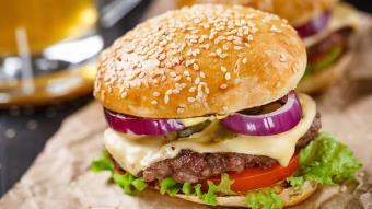 Teksańskie burgery z grilla
