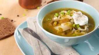 Tybetańska zupa
