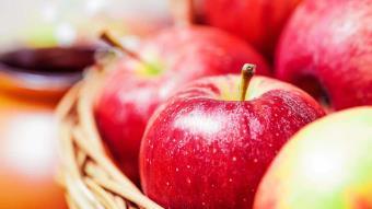 Zapiekanka jabłkowa