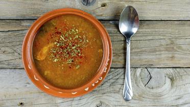 Zupa rybna - przepis Kamis