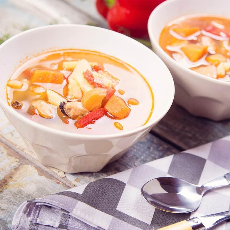 Kakavia - grecka zupa rybna
