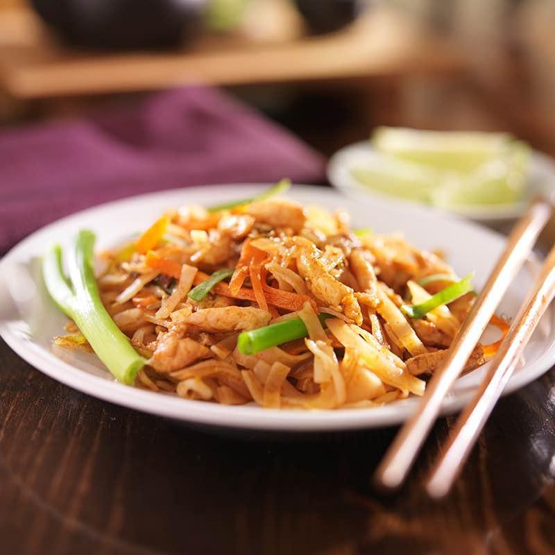 Kurczak smażony po chińsku