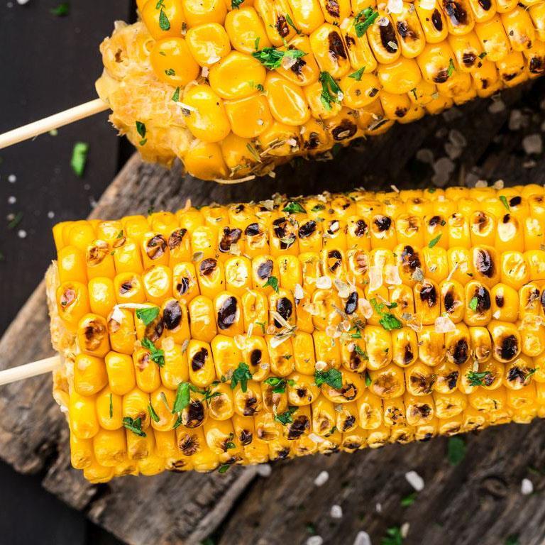 Pikantna kukurydza z grilla