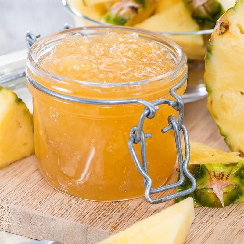 Sos ananasowy (do racuchów i naleśników)