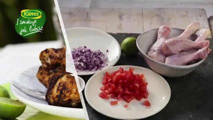Przepis na grillowane pałki kurczaka po brazylijsku
