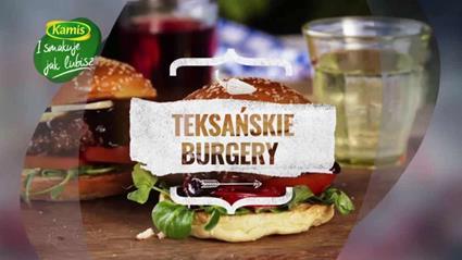 Przepis na teksańskie burgery z grilla