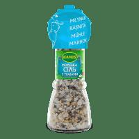 Морська сіль з травами