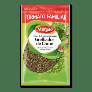 mistura com ervas aromaticas para grelhados de carne