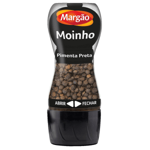 moinho de pimenta preta